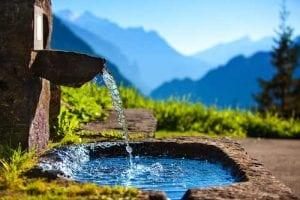 Wasser Quelle