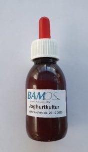 Joghurtkultur Bamos AG zur Produktion von Lebensmittel